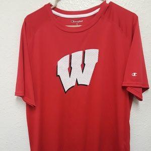 NCAA Wisconsin Badgers Men's Shirt